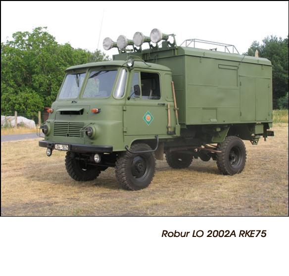 DDR Polizeifahrzeuge Volkspolizei Deutsche Demokratische Republik Polizeiautos Robur LO 2002A RKE75